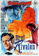 Drei Rivalen - Poster