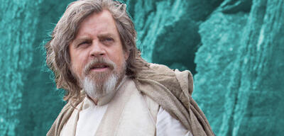 Mark Hamill in Star Wars 8