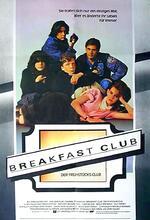 Breakfast Club - Der Frühstücksclub Poster