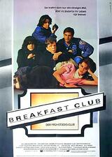 Breakfast Club - Der Frühstücksclub - Poster