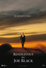 Rendezvous mit Joe Black Poster