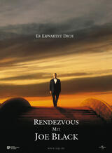 Rendezvous mit Joe Black - Poster