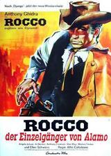 Rocco - der Einzelgänger von Alamo - Poster