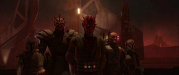 Darth Maul in The Clone Wars