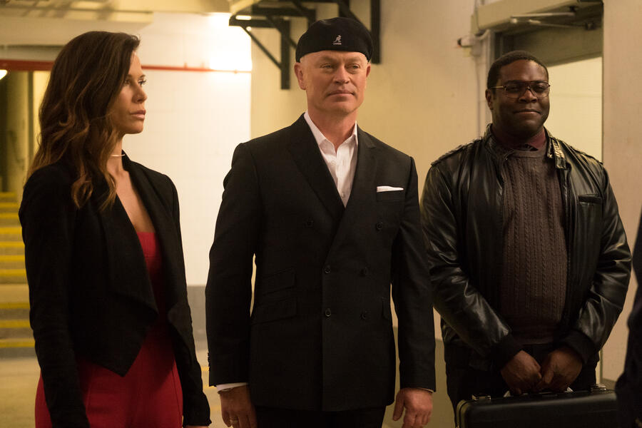 Game Over, Man! mit Rhona Mitra, Neal McDonough und Sam Richardson