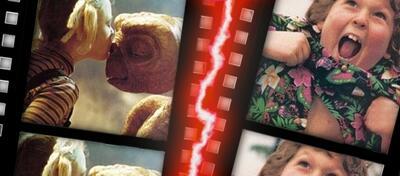 E.T. vs. Goonies