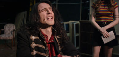 The Disaster Artist - James Franco als Tommy Wiseau