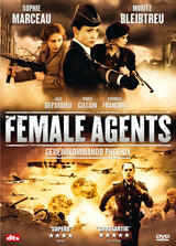 Female Agents - Poster