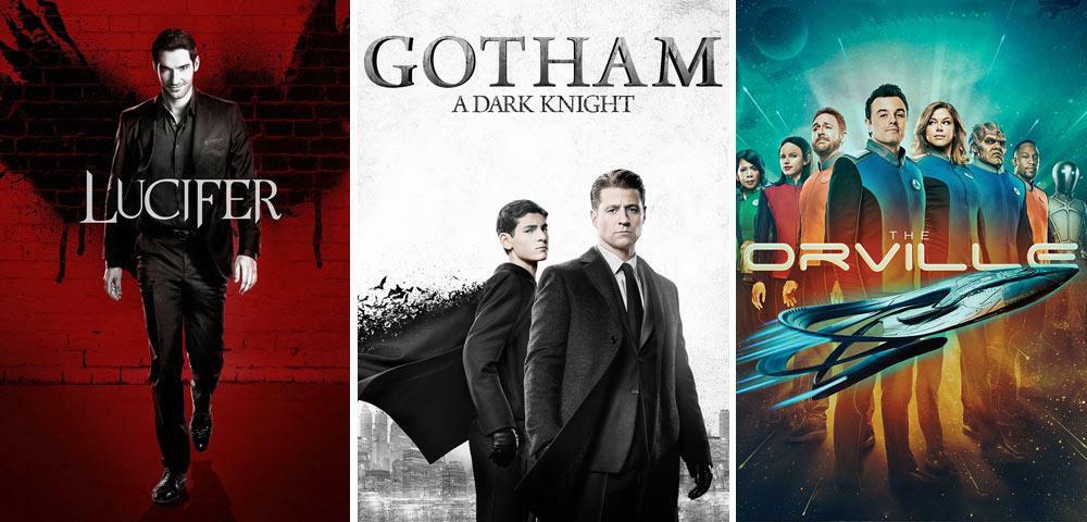 Fox Serien