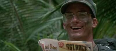 Shane Black in Predator