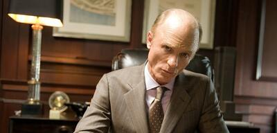 Ed Harris in Ein riskanter Plan