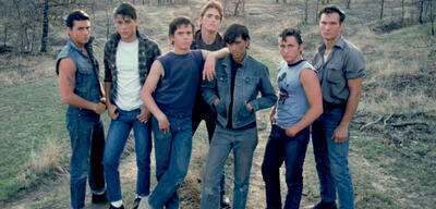 The Greasers aus Die Outsider