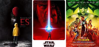 Top 25 der am meisten vorgemerkten Filme