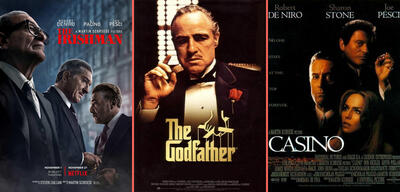 The Irishman / Der Pate / Casino