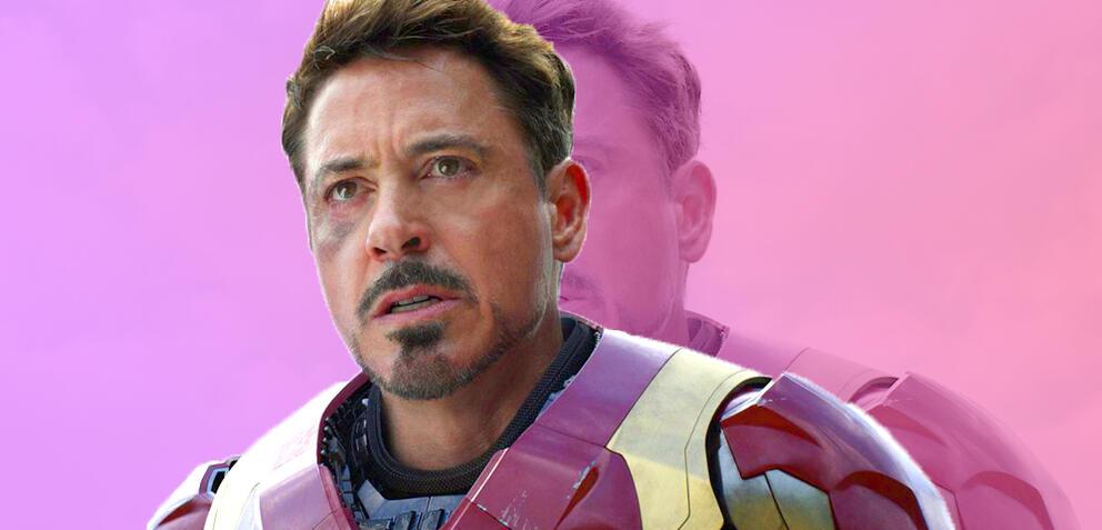 Robert Downey Jr. in The First Avenger: Civil War