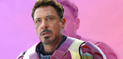 Robert Downey Jr. in The First Avenger: Civil War