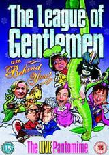 The League of Gentlemen Are Behind You - Poster