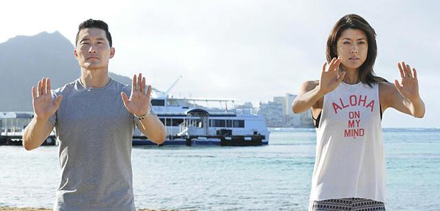 Hawaii Five-0 Staffel 8