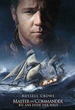Master & Commander - Bis ans Ende der Welt Poster