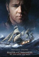 Master & Commander - Bis ans Ende der Welt - Poster