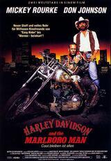 Harley Davidson and the Marlboro Man - Poster