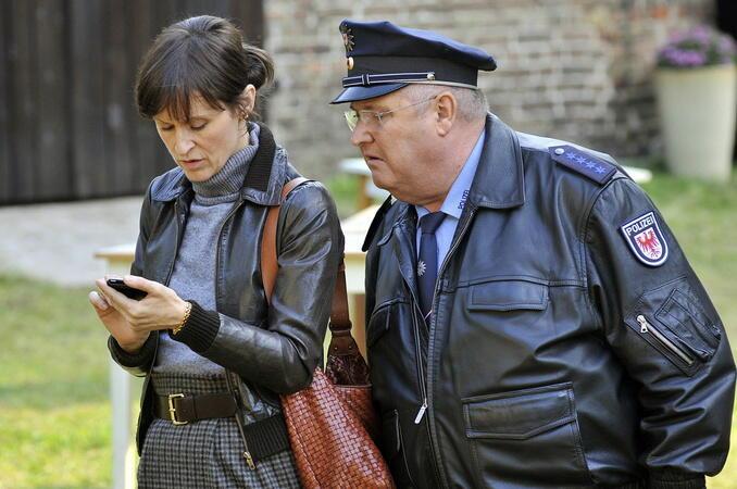 Polizeiruf 110: Die Gurkenkönigin