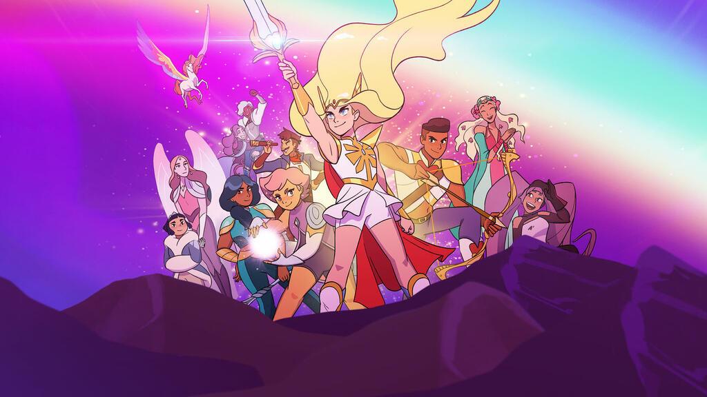 She-Ra und die Rebellen-Prinzessinnen