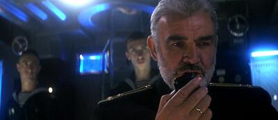 Heute im TV: Jagd auf Roter Oktober mit Sean Connery