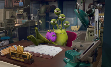 Monster bei der Arbeit, Monster bei der Arbeit - Staffel 1, Monster bei der Arbeit - Staffel 1 Episode 2 - Bild 6