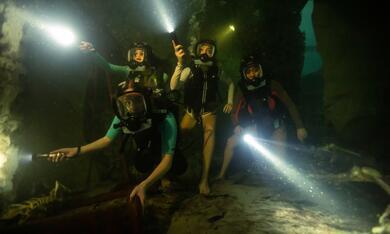 47 Meters Down: Uncaged mit Sophie Nélisse, Corinne Foxx, Sistine Rose Stallone und Brianne Tju - Bild 4