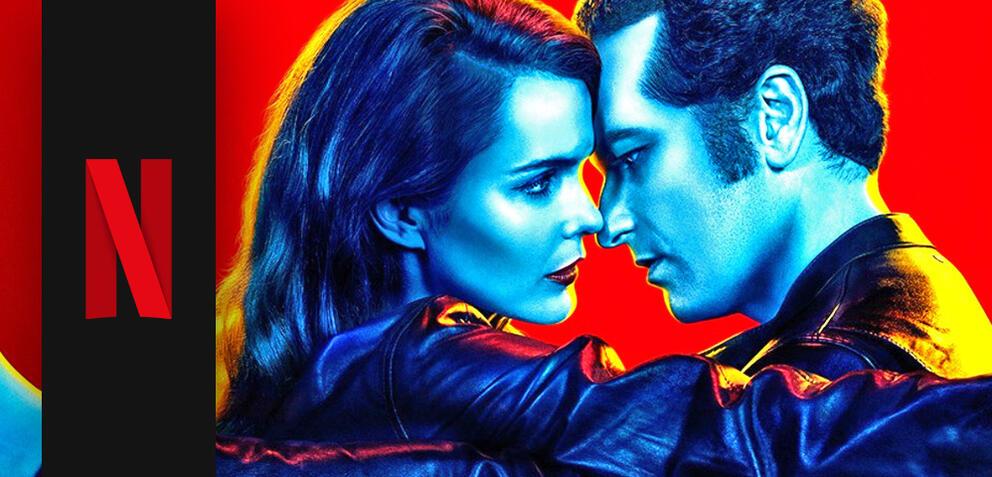 The Americans: Keri Russell &Matthew Rhys
