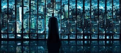 Der neueste Film von Christopher Nolan: The Dark Knight Rises.
