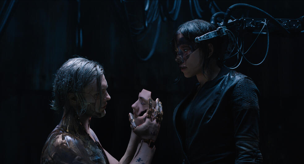 Ghost In The Shell Moviepilot
