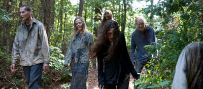 Wir schauen The Walking Dead – Staffel 4, Folge 10 (Inmates)