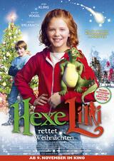Hexe Lilli rettet Weihnachten - Poster