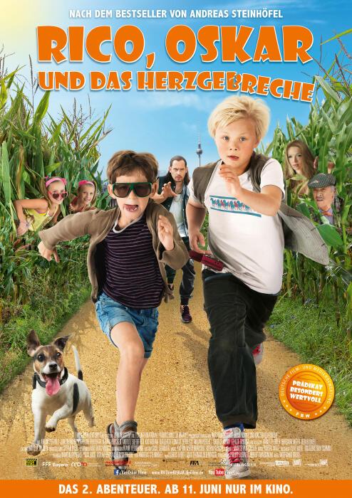 Rico Oskar Und Das Herzgebreche Film 2015 Moviepilot De