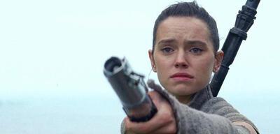 Star Wars: Daisy Ridley als Rey