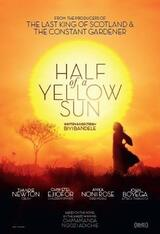 Half of a Yellow Sun - Poster