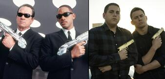 Men in Black / 22 Jump Street