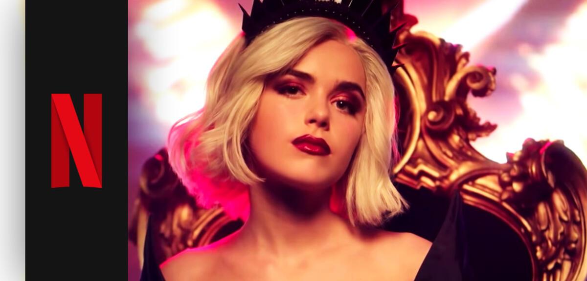 Nach Netflix-Schock: Sabrina-Fans kämpfen für Rettung der Serie