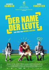 Der Name der Leute - Poster