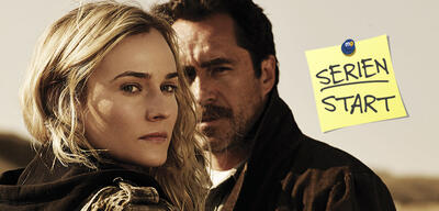 The Bridge, Staffel 2: Diane Kruger und Demián Bichir