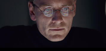 Bild zu:  Michael Fassbender als Steve Jobs