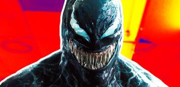 Bild zu:  Venom hat gut lachen