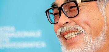 Bild zu:  Hayao Miyazaki
