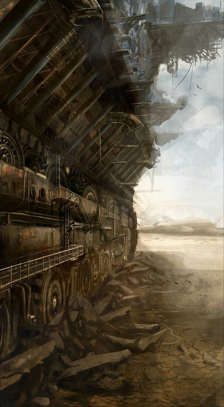 mortal engines - photo #4
