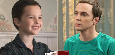 Young Sheldon und The Big Bang Theory