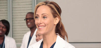 Kim Raver in Grey's Anatomy