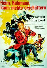 Vorsicht, Mr. Dodd! - Poster