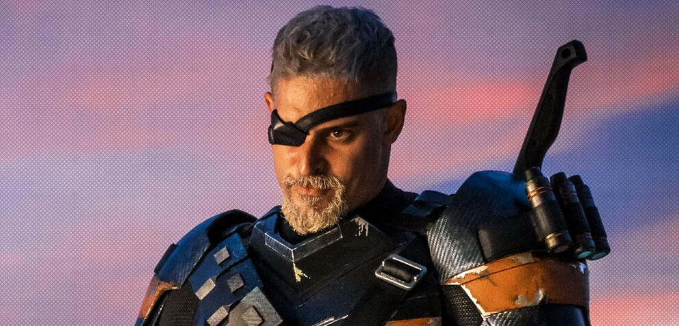 Joe Manganiello als Deathstroke in Justice League